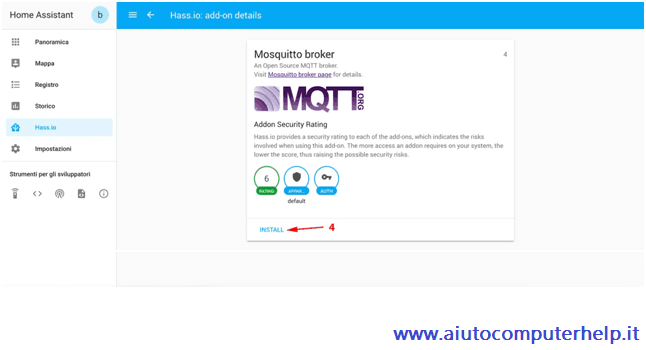 How to install the MQTT broker on Raspberry Pi