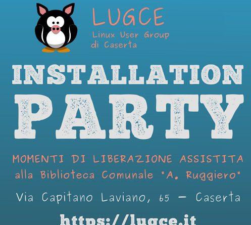 Installation Party Caserta