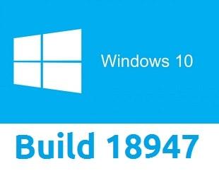 Microsoft pone nei suoi canali la build non testata 18947