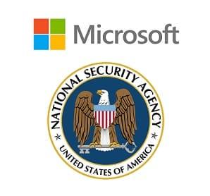 NSA - Microsoft
