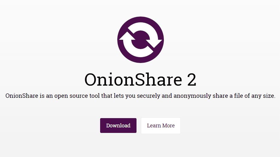 OnionShare 2