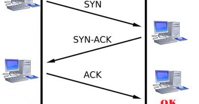 Three-way handshake : Instauriamo una connessione