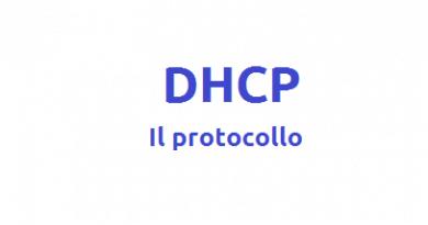 il protocollo dhcp