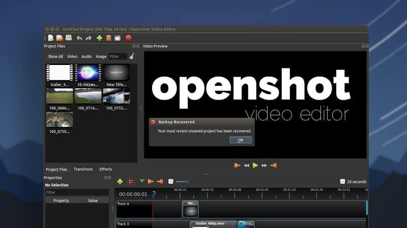 openshot new release