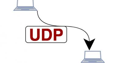 Perchè i giochi in rete usano il protocollo UDP ? Perchè è il più veloce !