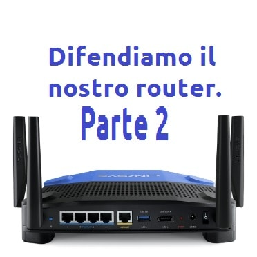 Come difendere un router domestico